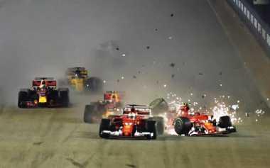 Terkait Insiden di GP Singapura, Begini Tanggapan Bos Mercedes