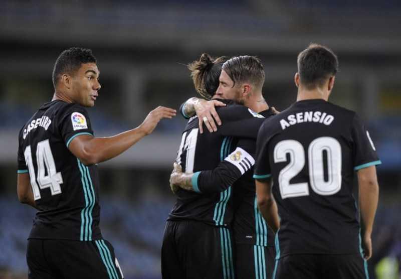 Kalahkan Real Sociedad 3-1, Madrid Melejit ke Posisi Empat