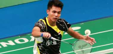 Taklukkan Tim Tuan Rumah, Enzi Beberkan Kemenangannya di Singapore International Series 2017