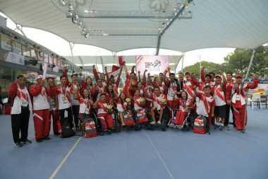 Hari Ke-3, Atlet Renang Para Games Indonesia Raih 7 Medali Emas