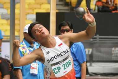 ASEAN Para Games 2017, Tim Atletik Raih 11 Emas di Hari Ke-3