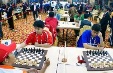 Raih Tujuh Medali Emas, Tim Catur Indonesia Lampaui Target di ASEAN Para Games 2017