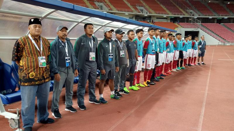 Hitung-hitungan Runner-up Terbaik untuk Lolos ke Piala Asia U-16 2018, Timnas Indonesia U-16 Sanggup Melaju?