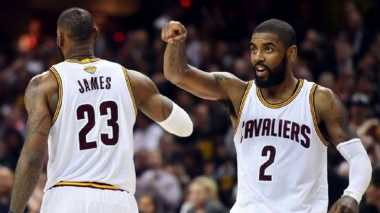 Kyrie Irving: LeBron James Bukan Alasan Saya Pindah ke Boston Celtics