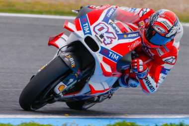 Tampil di MotoGP Aragon, Dovizioso Bertekad Raih Podium Tertinggi
