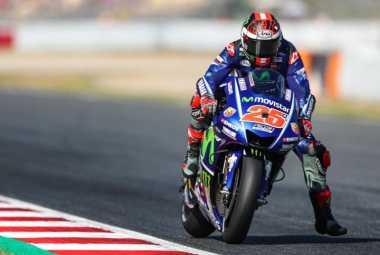 Bakal Mengaspal di MotoGP Aragon, Vinales: Saya Berusaha Pangkas Jarak Poin dengan Marquez