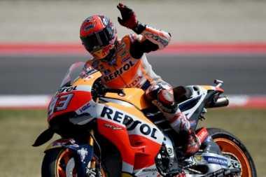 Siap Hadapi MotoGP Aragon 2017, Marquez: Saya Akan Berjuang untuk Raih Kemenangan