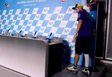 Comeback ke Aragon, Valentino Rossi: Balapan Ini Penting untuk Dicoba