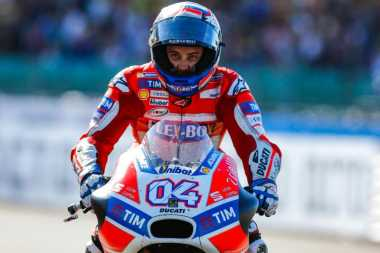 SPORTPEDIA: MotoGP Aragon 2017, Kesempatan Andrea Dovizioso Memutus Hasil Buruk