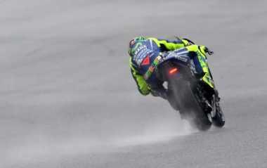 SPORT TIME: 5 Penampilan Terakhir Valentino Rossi di Aragon, Nomor 3 Tragis Banget