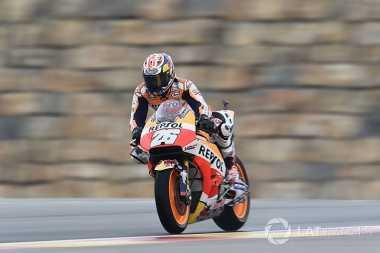 Hasil Sesi Latihan Bebas 2 MotoGP Aragon 2017: Pedrosa Terdepan, Dou Yamaha Merana