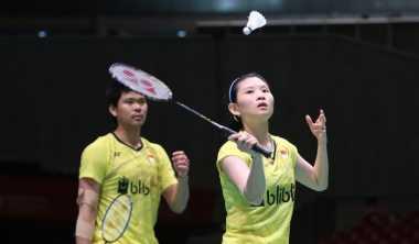 Hadapi Wang/Huang di Semifinal Jepang Open 2017, Debby Susanto: Kami Harus Jaga Fokus