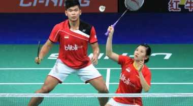 Kalah dari Pasangan China di Jepang Open 2017, Praveen/Debby Beberkan Alasannya