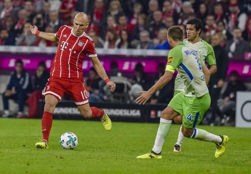 Saling Jual Beli Serangan, Bayern Ditahan Wolfsburg 2-2