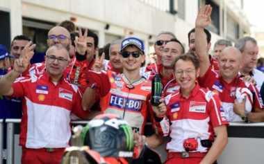 Raih Posisi Ke-2 di Kualifikasi MotoGP Aragon, Lorenzo Terkejut