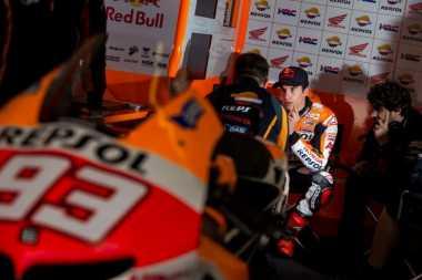 Jelang Balapan di GP Aragon, Marquez Masih Bingung Masalah Ban