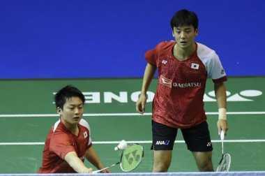 Kalah dari Marcus/Kevin di Final Jepang Open 2017, Kaneko Akui Tak Bisa Keluar dari Tekanan