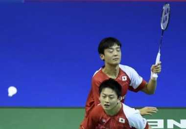 Tumbang di Tangang Marcus/Kevin, Inoue: Ada Gap Level Antara Kami dengan Mereka