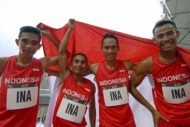 Atletik dan Renang Berjaya, Indonesia Juara Umum ASEAN Para Games 2017 dengan 126 Emas