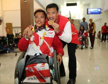 Sambut Kontingen Indonesia, Menpora: Selamat Datang Pahlawan Olahraga