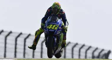 Meski Finis Ke-5, Rossi Tetap Bersyukur dan Siap Tatap Race Berikutnya