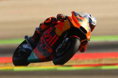 Finis Posisi 10 di MotoGP Aragon 2017, Pol Espargaro Semringah Bawa KTM Raih Hasil Positif