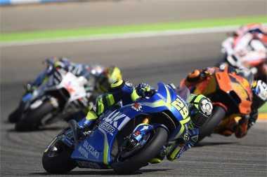 Finis Posisi 12 di MotoGP Aragon, Andrea Iannone: Ini Bukan Balapan yang Positif