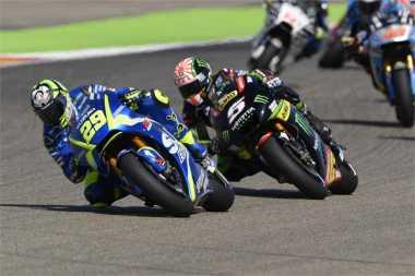 Masih Dipercaya, Andrea Iannone Ucapkan Terima Kasih kepada Suzuki