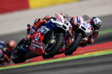 Duduki Posisi 20 di MotoGP Aragon, Danilo Petrucci: Ini Sesuatu yang Harus Dilupakan