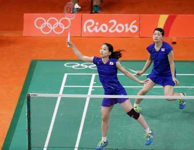 Meski Menang di Jepang Open 2017, Matsutomo/Takahashi Akui Penampilan Ganda Korea Sangat Baik
