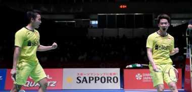 Marcus/Kevin Bawa Gelar dari Jepang Open 2017, Susy Susanti: Mereka Sudah Belajar dari Sebelumnya