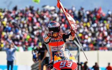 Menangi Balapan di Aragon, Rossi Sebut Kans Marquez Juarai MotoGP 2017 Terbuka Lebar