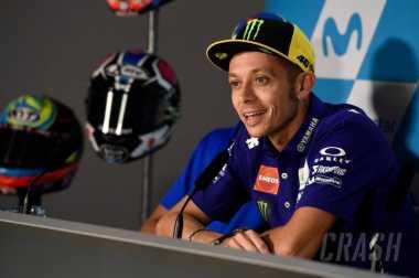 SPORTPEDIA: MotoGP 2008, Momen Perdana dan Terakhir Valentino Rossi Raih Kemenangan di Motegi