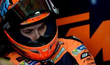 Kembali Sumbang Poin untuk KTM, Kallio Girang