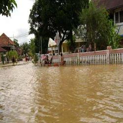 Ilustrasi Banjir Bandang