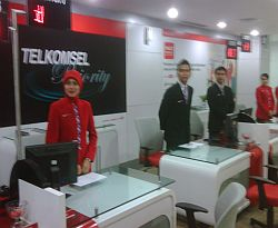 Grapari Telkomsel Hadir di Bekasi Cyber Park