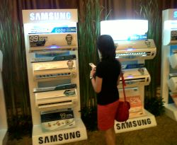 Samsung Perkenalkan 'Dokter' AC