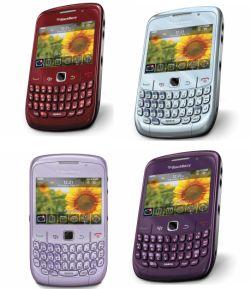Warna Blackberry Gemini Semakin Manis
