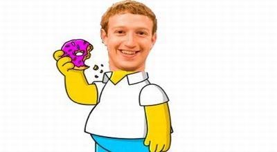 Mark Zuckerberg Isi Suara di Serial The Simpsons