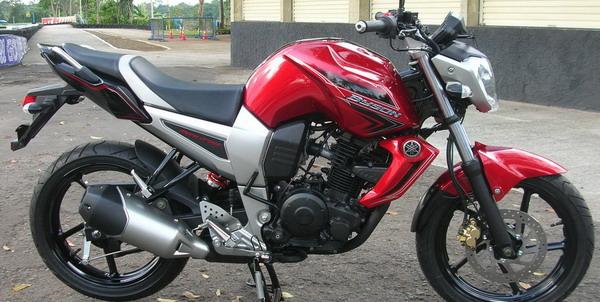 contoh model sepeda motor byson