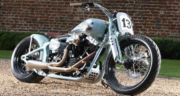 Modifikasi Harley Davidson Terbaik Di Dunia Okezone Otomotif