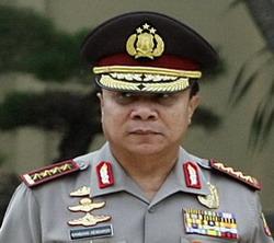 Kapolri Jenderal Bambang Hendarso. (Foto: Koran SI)