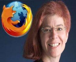 Mitchell Baker, Wanita 'Rubah Api' Dibalik Kesuksesan Firefox