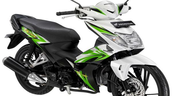 Honda Blade Tampil Lebih Sporty Okezone News
