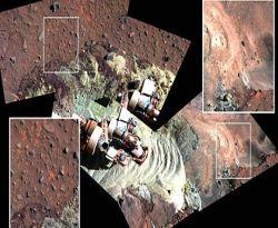 Ilmuwan Temukan Bukti Baru Air di Mars