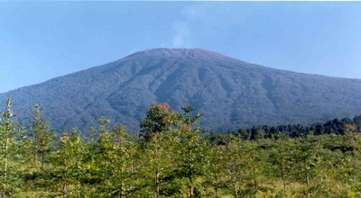 Gunung Slamet (Ist)