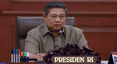 Presiden SBY (Okezone)