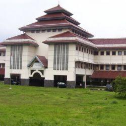 Salah satu sudut kampus Unwim, Jatinangor (istimewa)