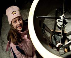 Gadis 10 Tahun Temukan Ledakan Bintang