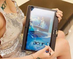 Acer: Tablet Tidak Akan Ambil Posisi Notebook